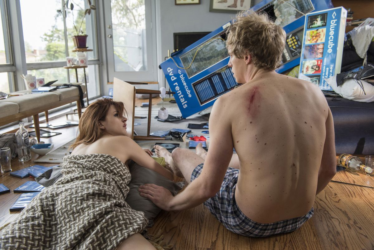 You're the Worst stars Aya Cash and Chris Geere