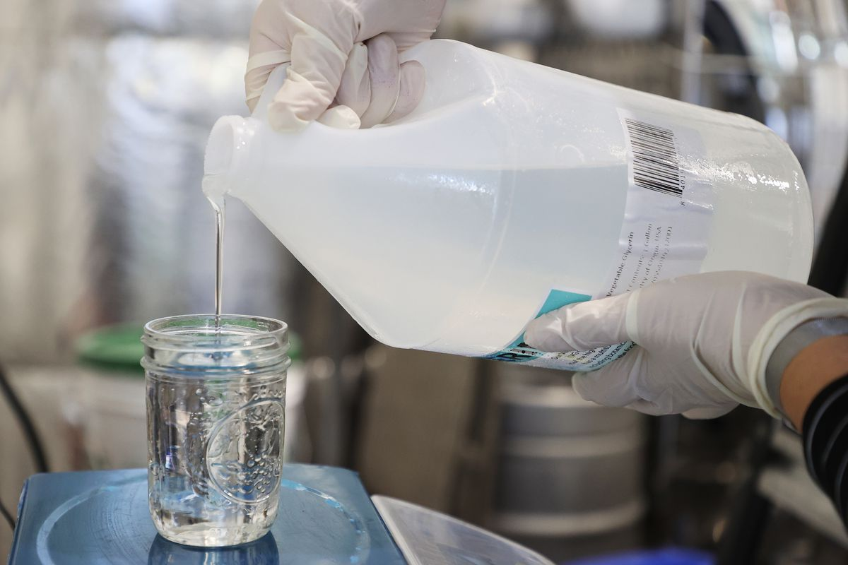 Long Island Distillery Manufactures Hand Santizer Amid COVID-19 Pandemic