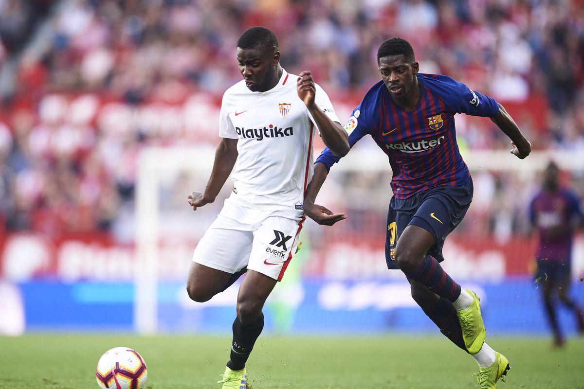 Sevilla FC v FC Barcelona - La Liga