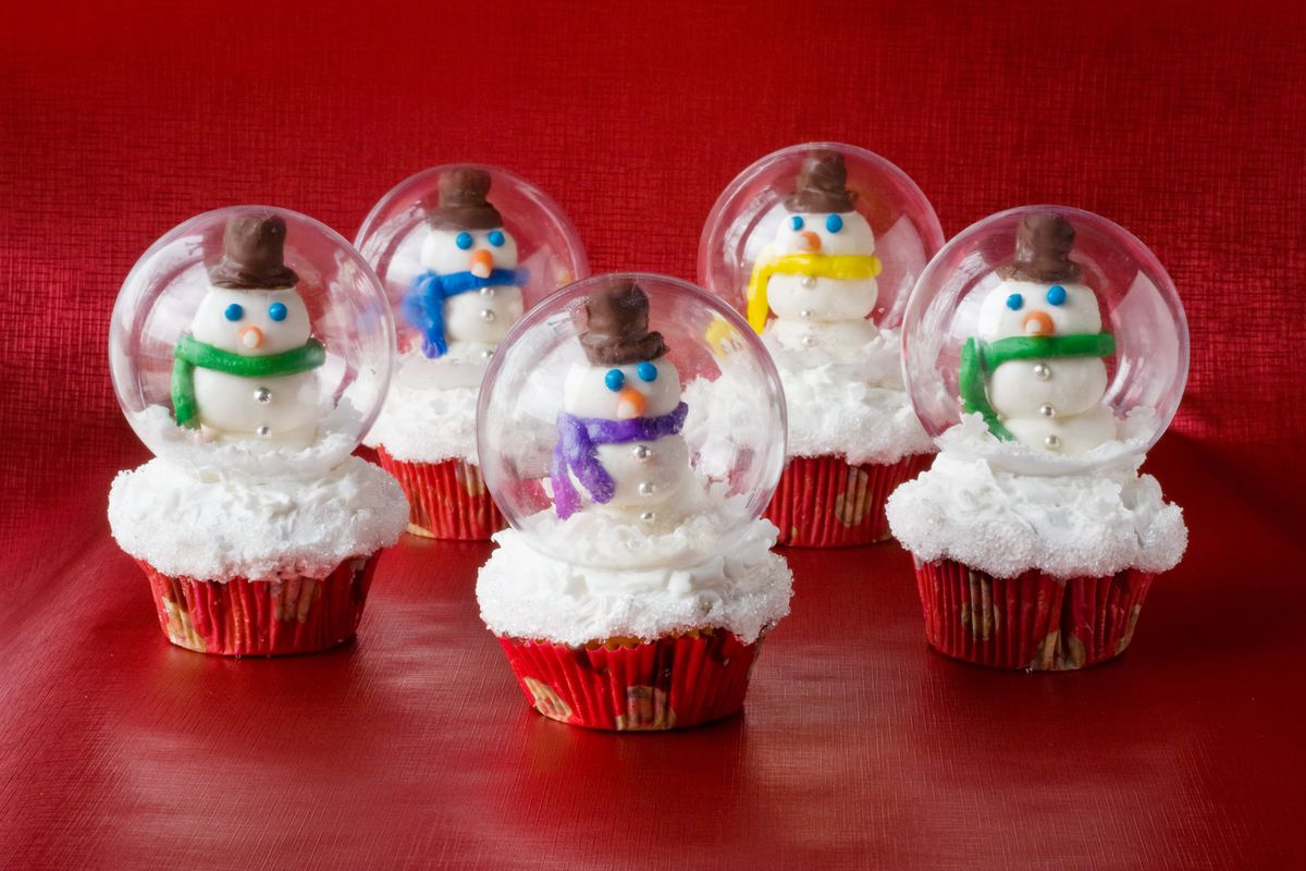 Blogger Sues Food Network For Stealing Her Snow Globe Cupcake Idea