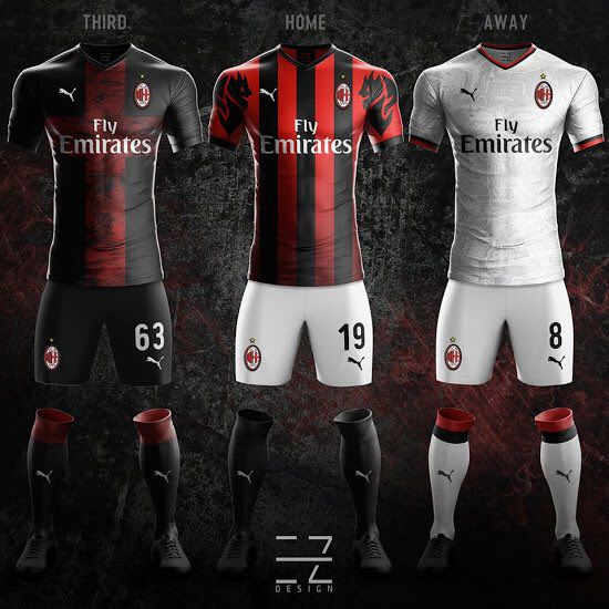 huge selection of 6cf79 126b5 What can the Rossoneri expect with their new lucrative Puma ...
