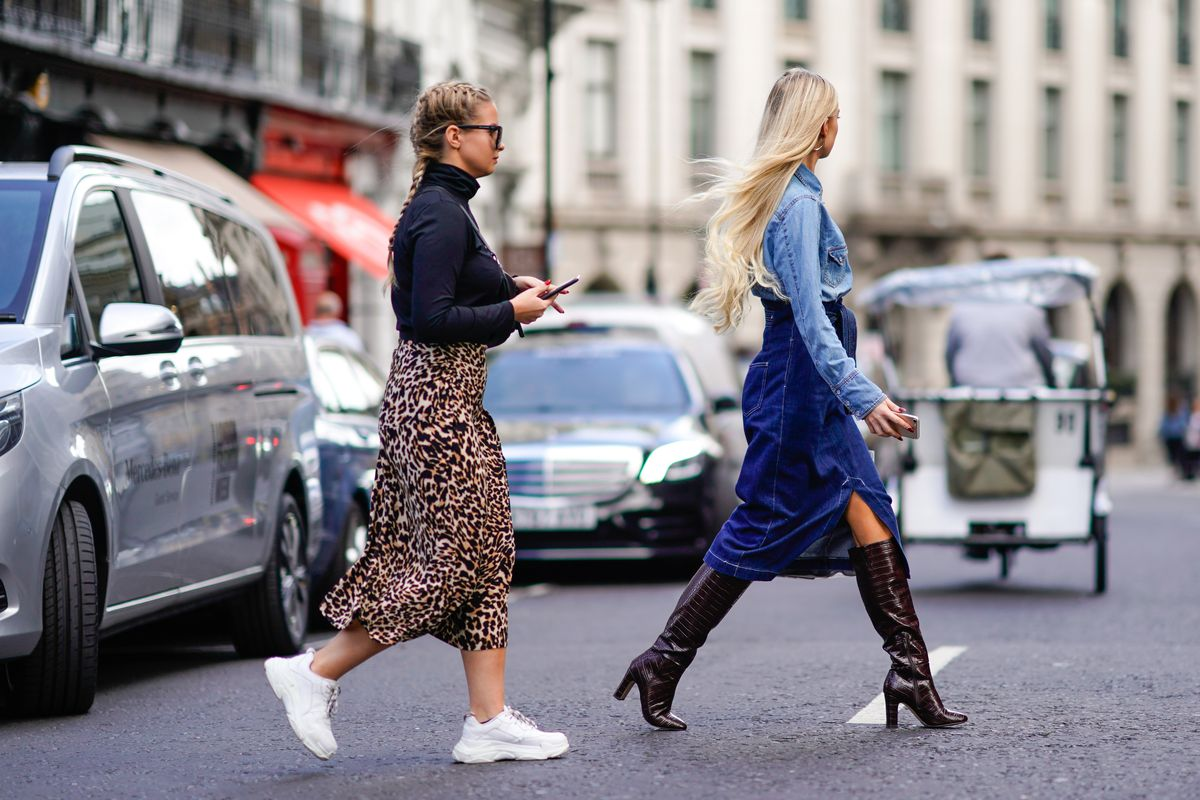Family Dresses Mother Daughter Women Girls Longuette Leopard Dress Clothes