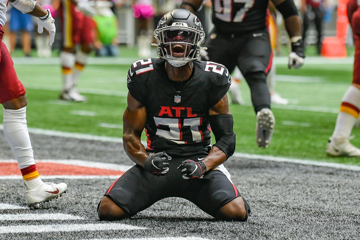 NFL: OCT 03 Washington Football Team at Falcons
