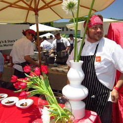 Chef Kris Morningstar