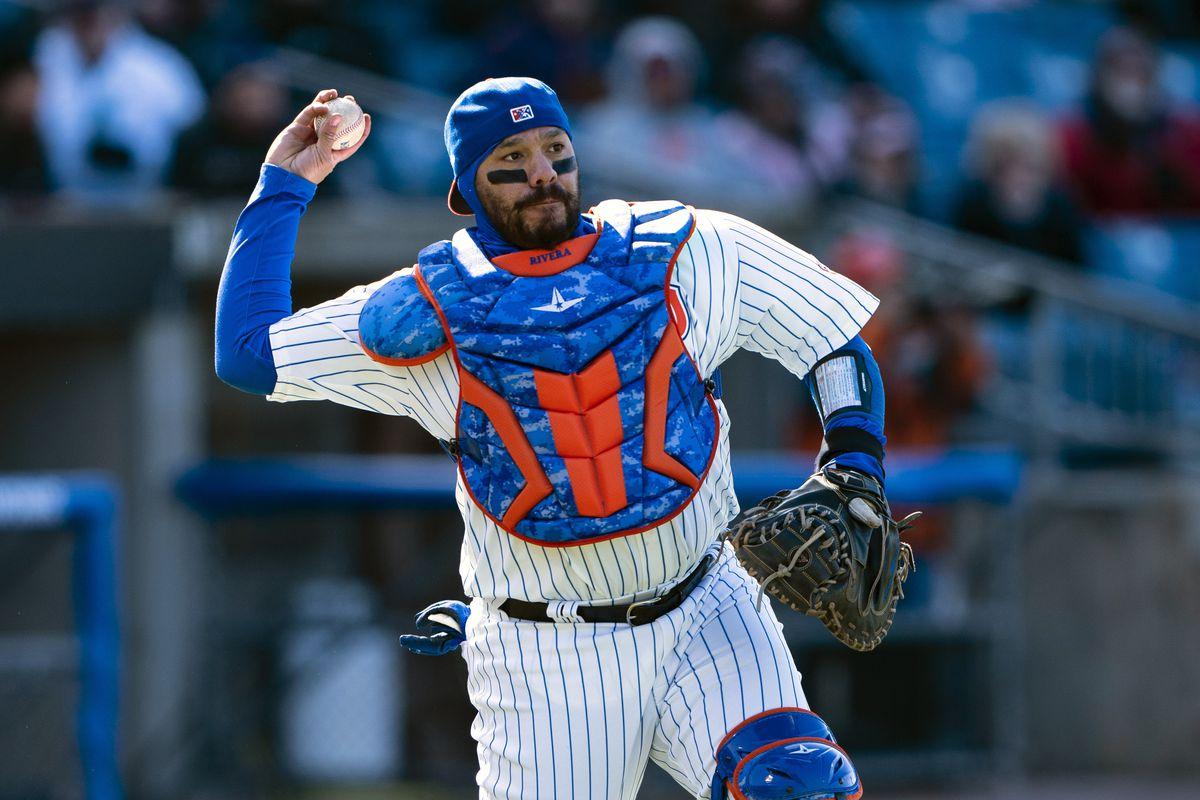 Minor League Baseball: Pawtucket Red Sox at Syracuse Mets