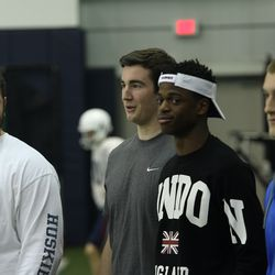 UConn recruits Nino Leone, Cam DeGeorge, Keyion Dixon and Jay Rose