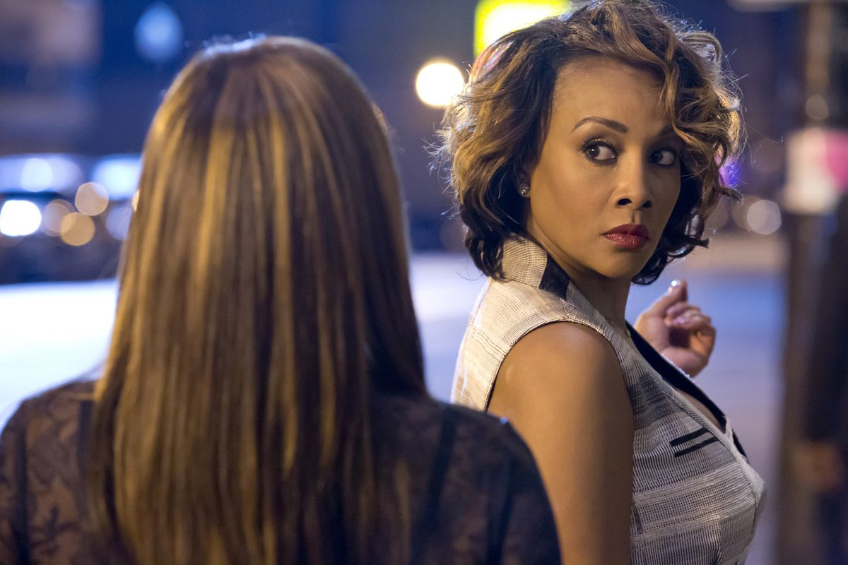 Fox as Candace on 'Empire' (20th Century Fox Television)