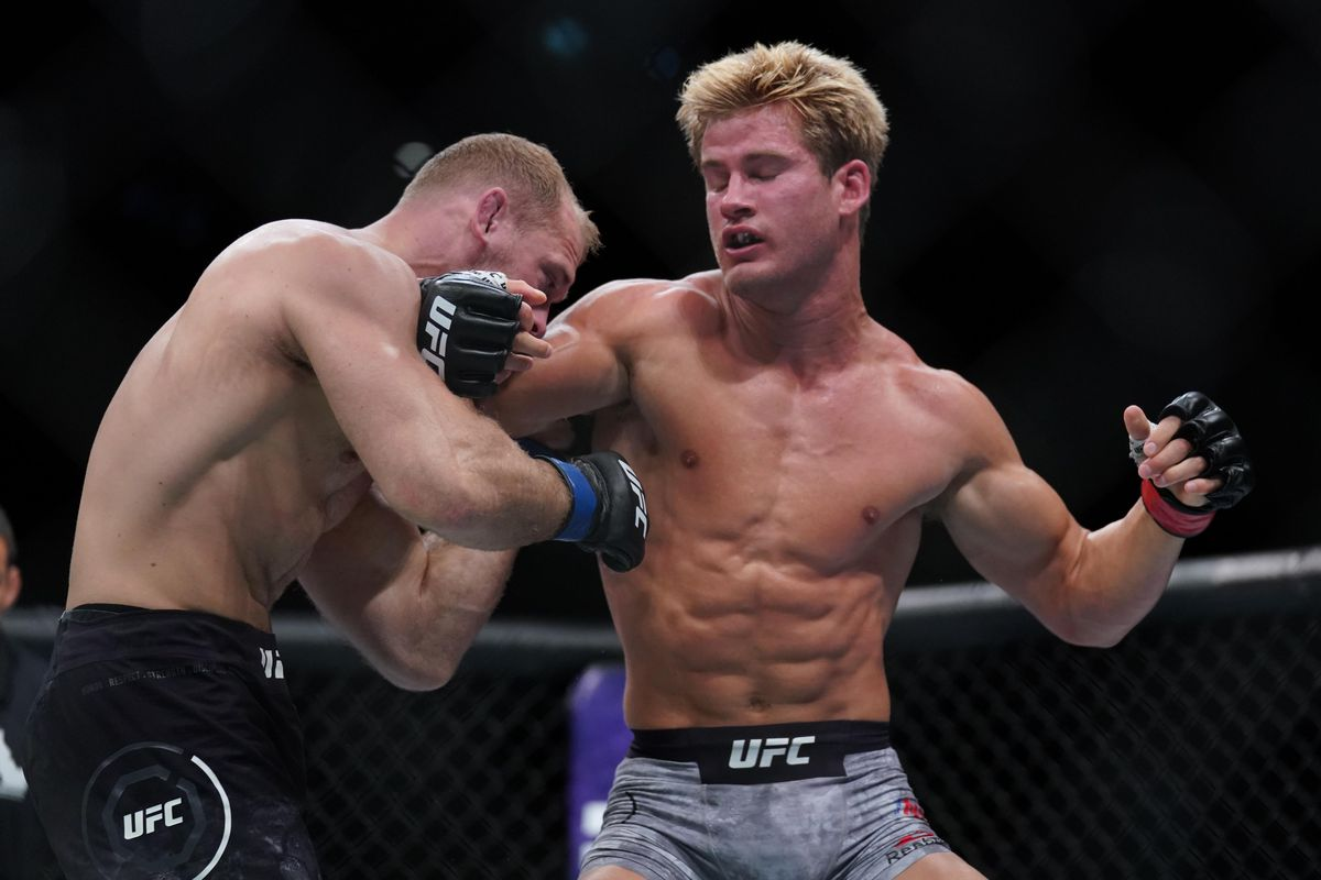 Five powerful words: Sage Northcutt shines in Boise - MMA ...