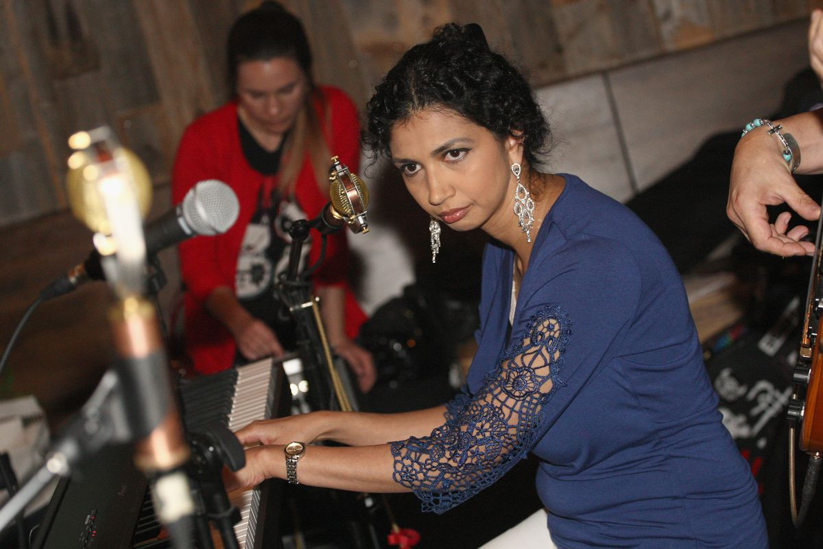 """Musician Anjali Ray is among the Sept. 5 lineup for the virtual """"Millennium Park at Home: Chicago Jazz."""""""