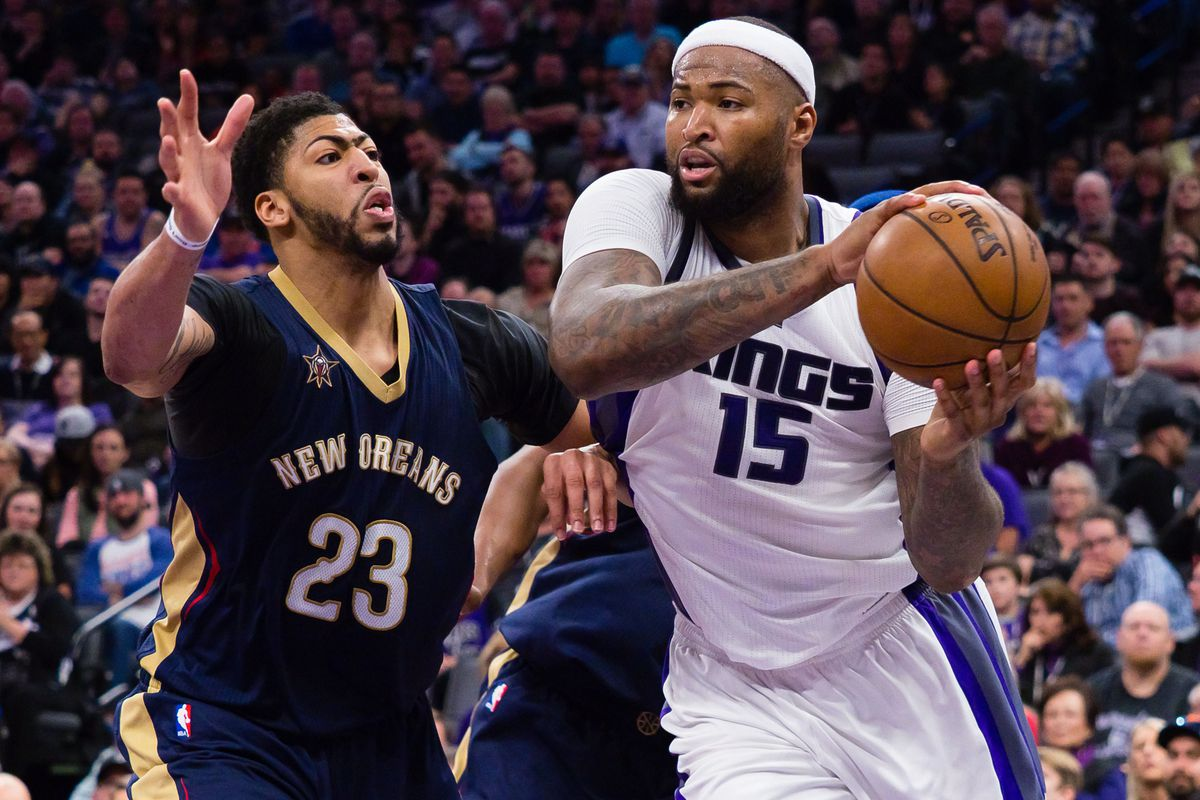 The DeMarcus Cousins trade allowed the Pelicans to get lucky for a change 16e0b9e51