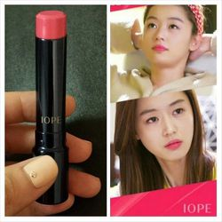 I finally find the elusive IOPE Water Fit Lipstick that Jun Ji Hyun wore in the hit K-drama, <i>Love from Another Star.</i> Everyone was so obsessed with emulating her look, it was completely out of stock for awhile. Luckily I was able to snag a few on th