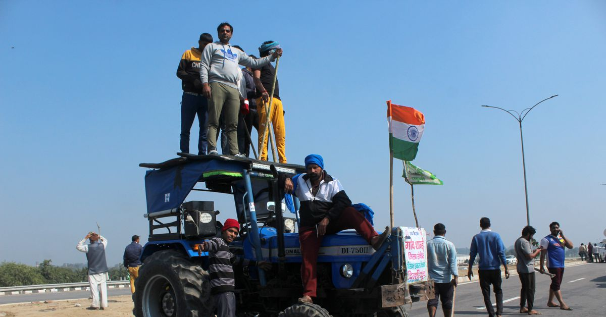 Indian farmers protest new agriculture laws with blockades – Vox.com