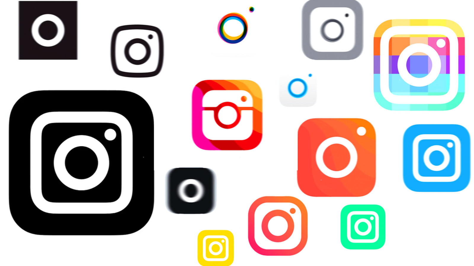 These are the Instagram icons that could have been - The Verge
