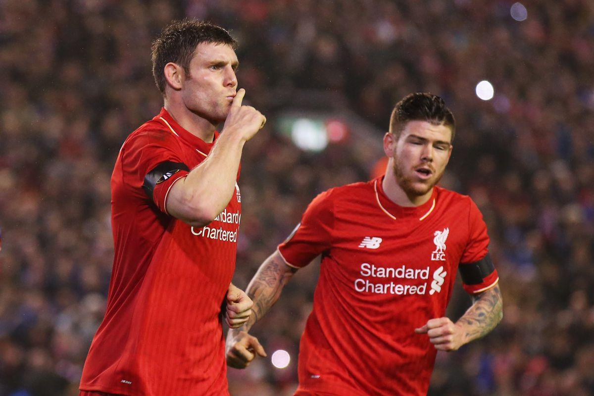 Liverpool FC v FC Girondins de Bordeaux - UEFA Europa League