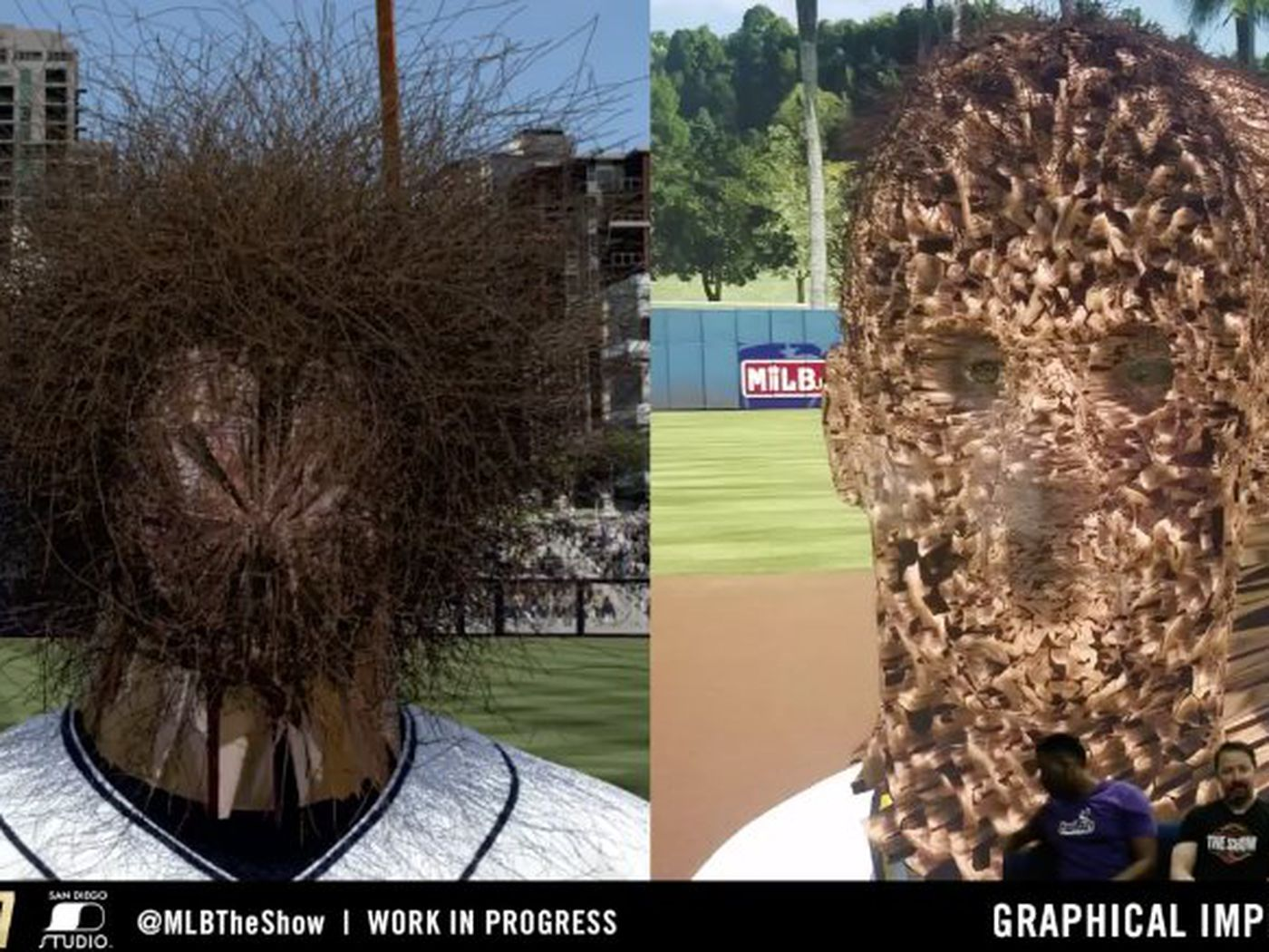 This Mlb The Show Bug Is Legitimately Horrifying To Look At