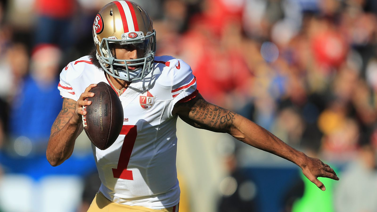 Kaepernick's attorney: '1 of 3 [NFL] teams picks him up'