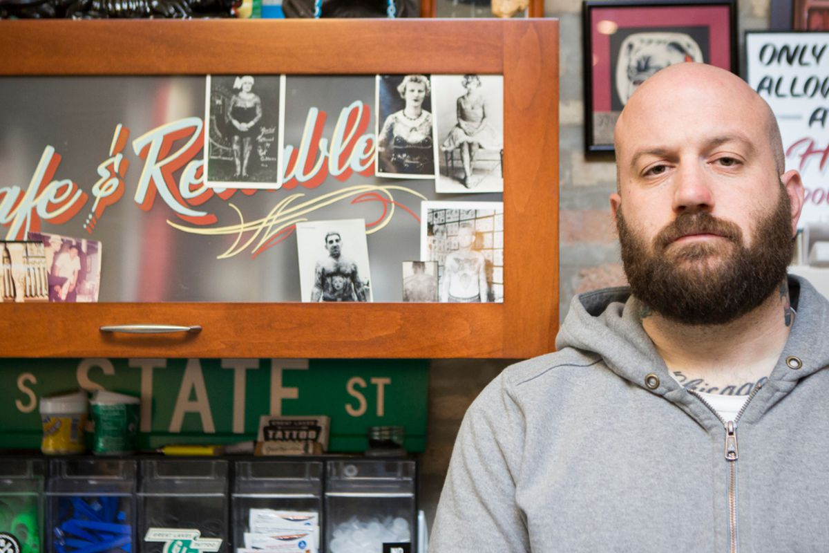 Great Lakes Tattoo looks forward, back with new Walk-Up Classic ...