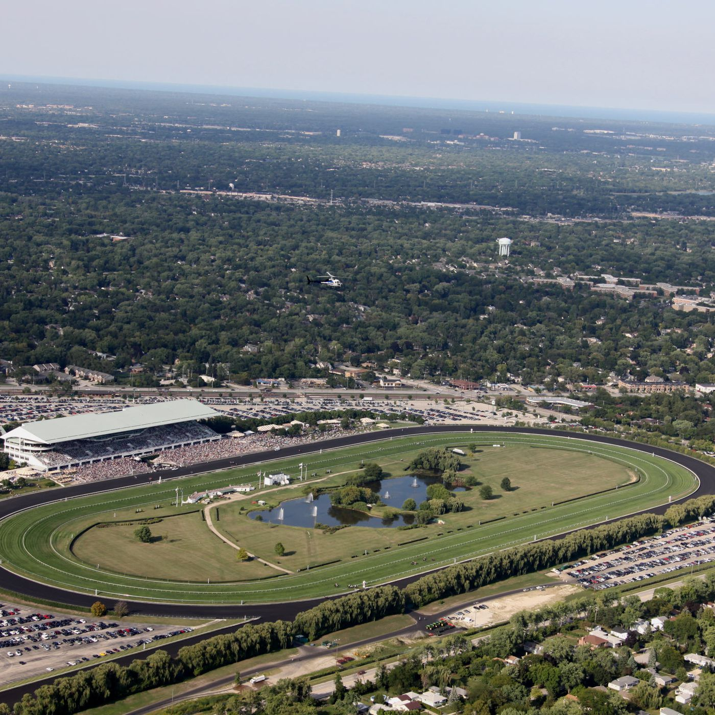Churchill Downs CEO floats possible sale of Arlington Park while Hawthorne  advances sportsbook, racino - Chicago Sun-Times