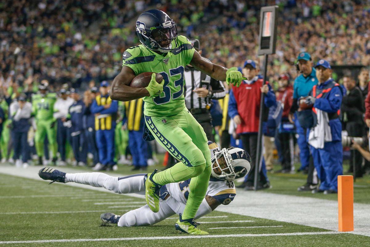 Seahawks Rams Final Score Seahawks Win 30 29 Thriller Over Los Angeles Field Gulls