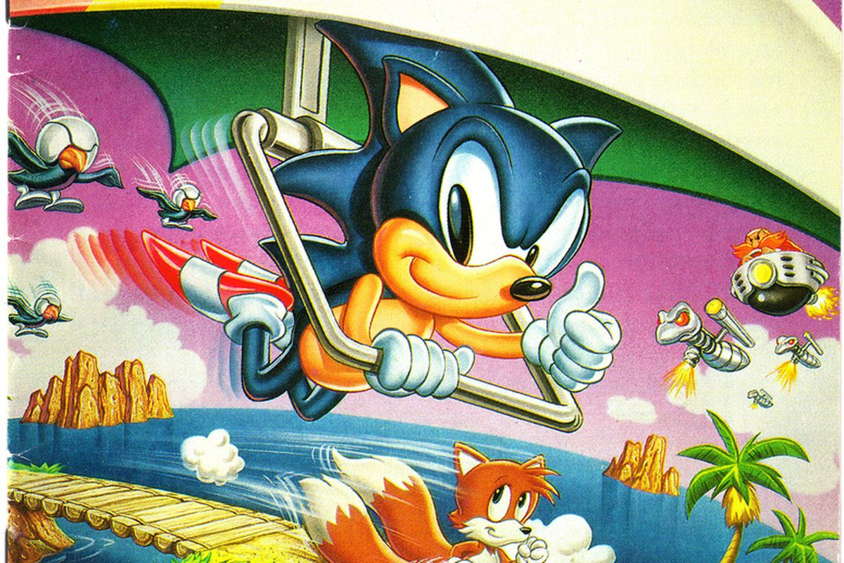 Sonic The Hedgehog 2 Sonic Labyrinth And Crystal Warriors For Game Gear Now Available From 3ds Eshop Polygon