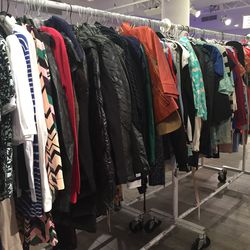 Women's jackets and tops