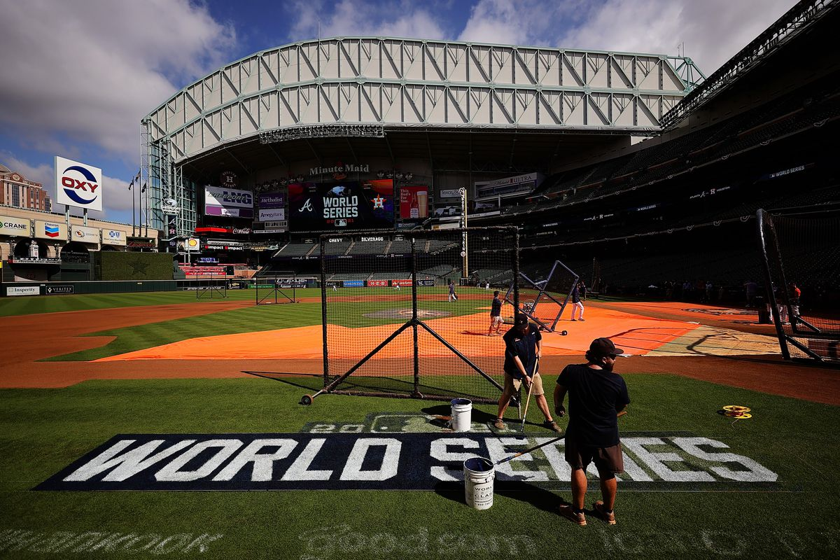 World Series Workout Day