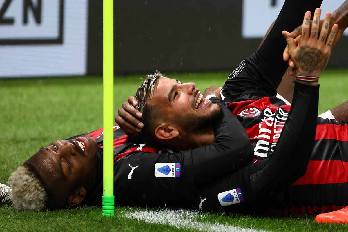 Acmilan Player Ratings Milan 3 0 Spezia The Ac Milan Offside