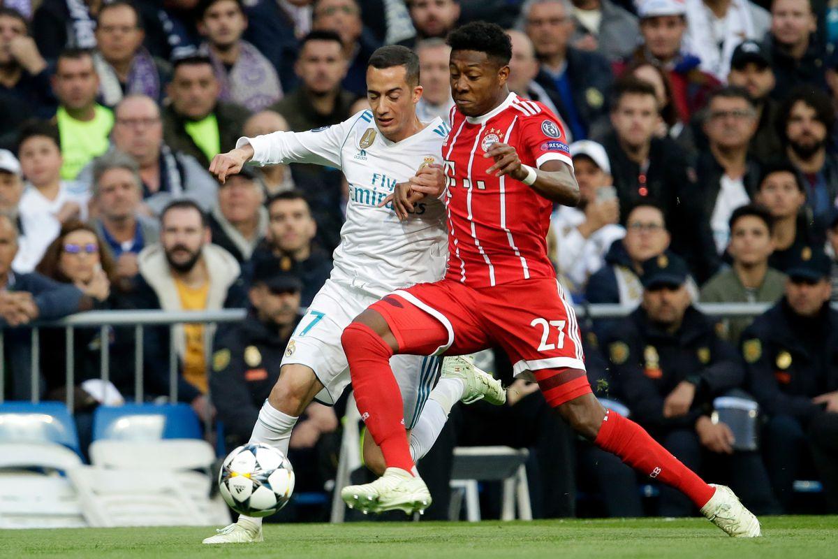 Real Madrid v Bayern Munchen - UEFA Champions League