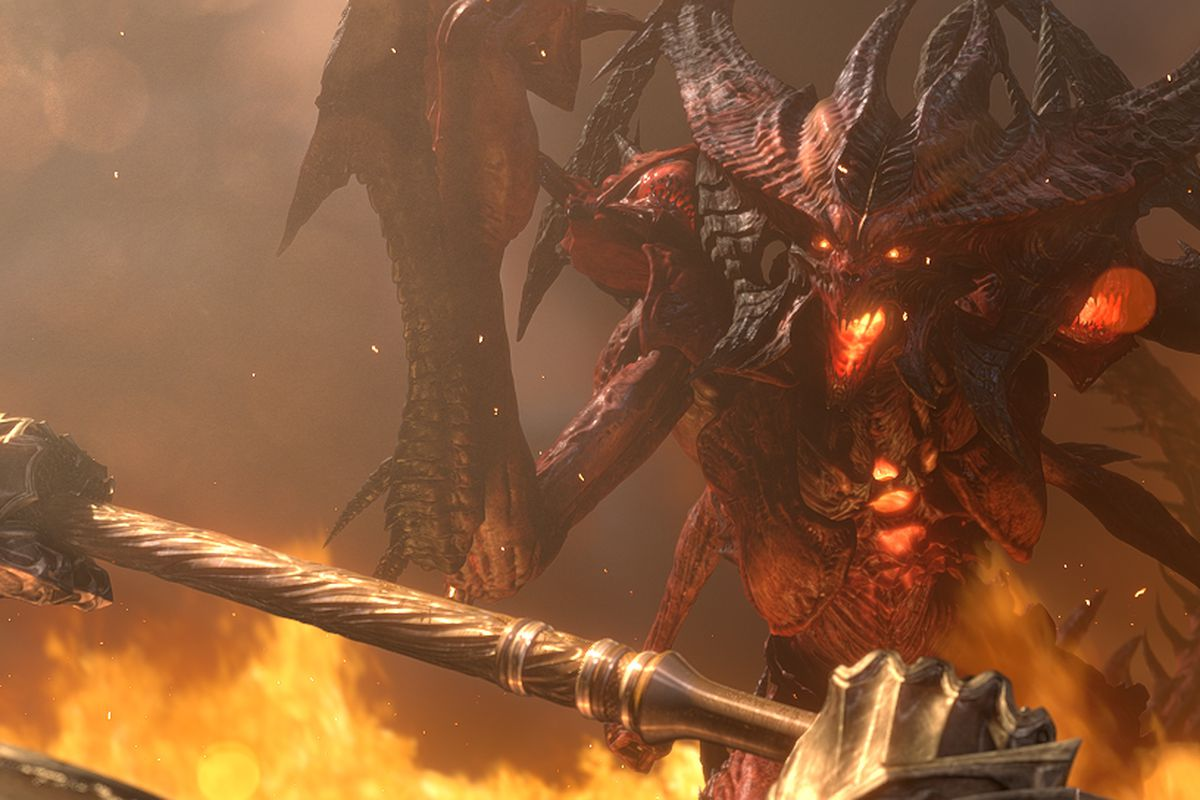 Excellent Diablo 3 And Dark Souls Bring Dark Rpg Action To The Ibusinesslaw Wood Chair Design Ideas Ibusinesslaworg