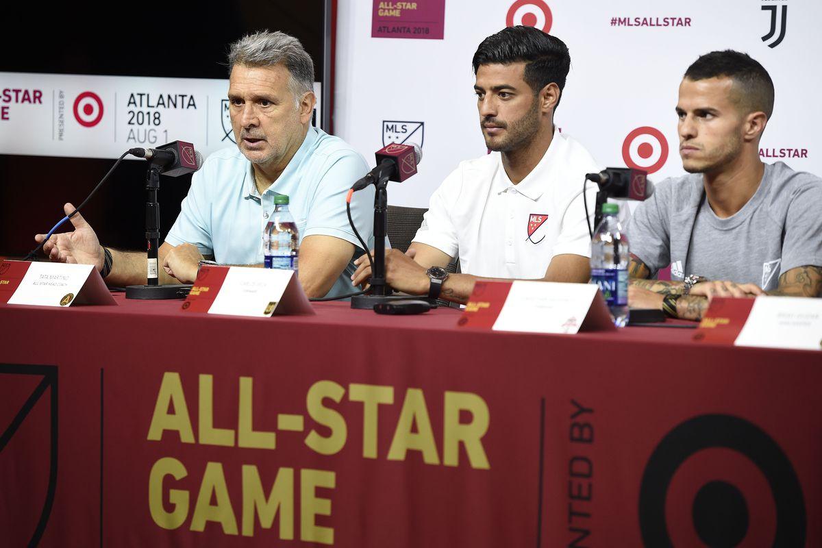 MLS: MLS All-Star-Press Conference