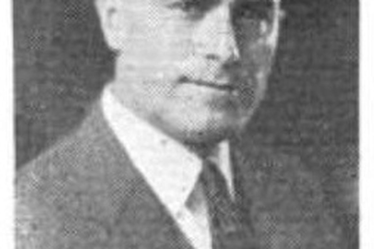 Fred Luehring
