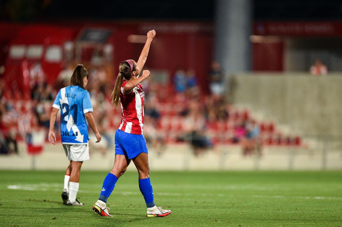 Atletico de Madrid v Rayo Vallecano - Primera Division Femenina