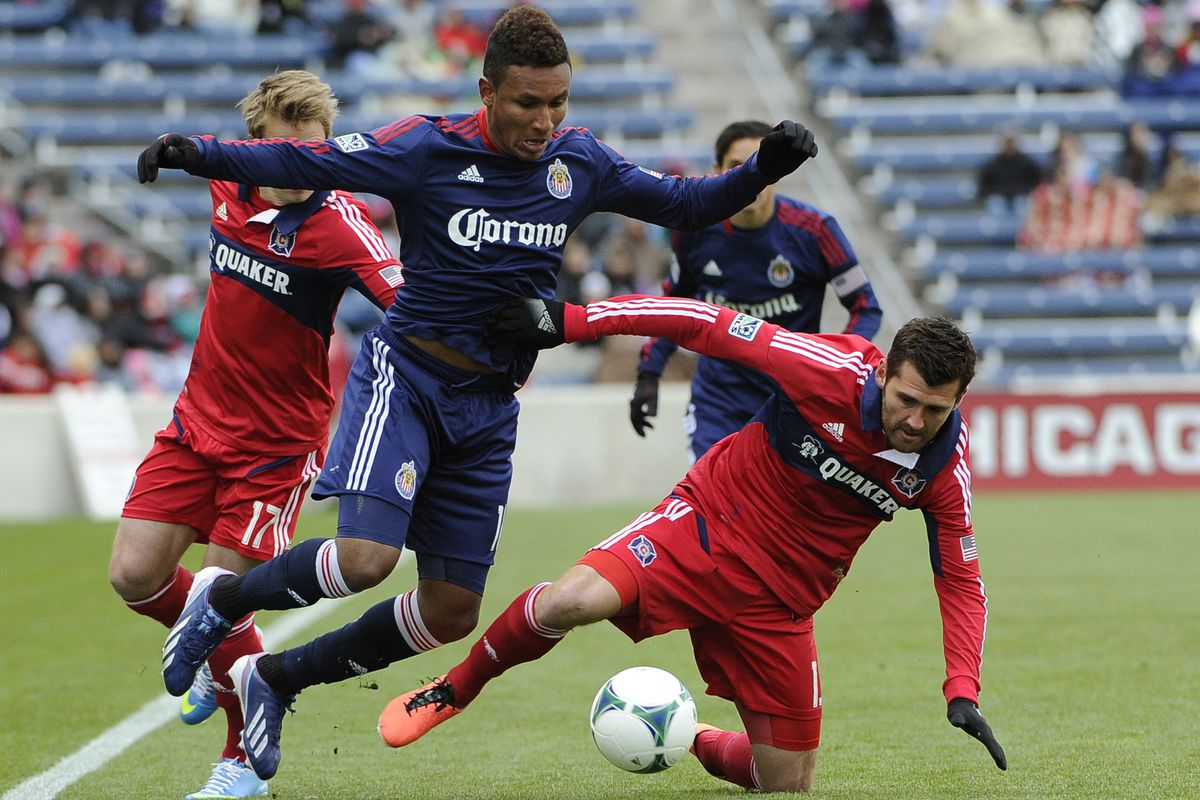 Agudelo: Working hard for the fantasy points