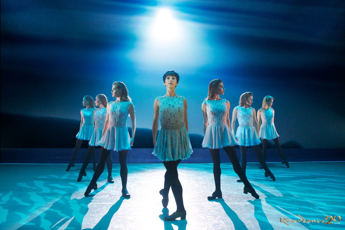"""""""Riverdance 25th Anniversary Show"""" will play the Cadillac Palace Theatre in February."""