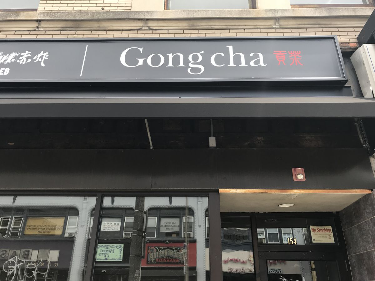 Gong Cha allston
