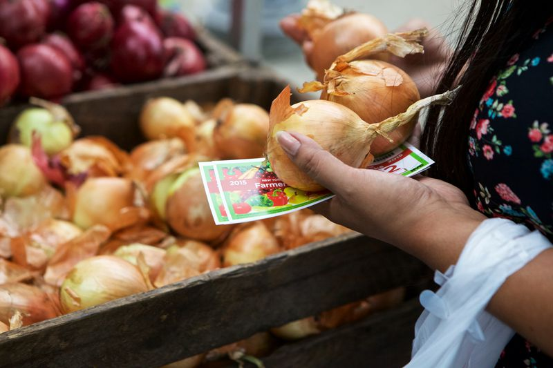 1 Subsidizing Fruits And Vegetables For The Poor