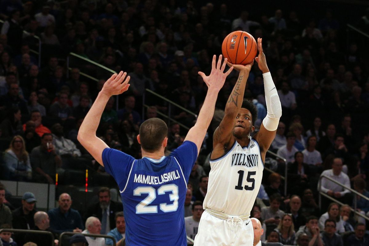 42307481903 Villanova Basketball Shot Distribution Redux  The Cats Never Stopped ...