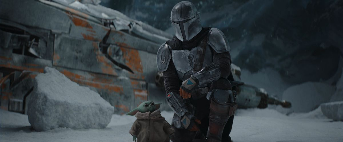 The Mandalorian and The Child appear in Season 2.