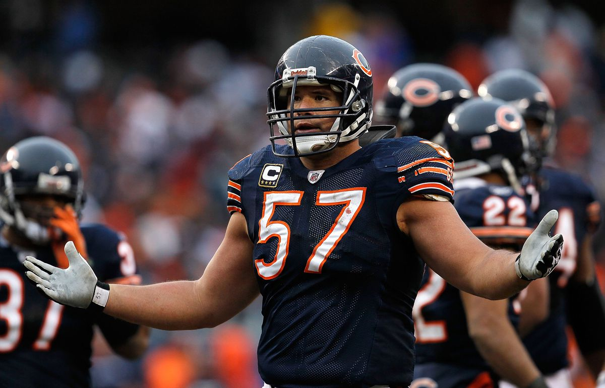 IL: St. Louis Rams v Chicago Bears