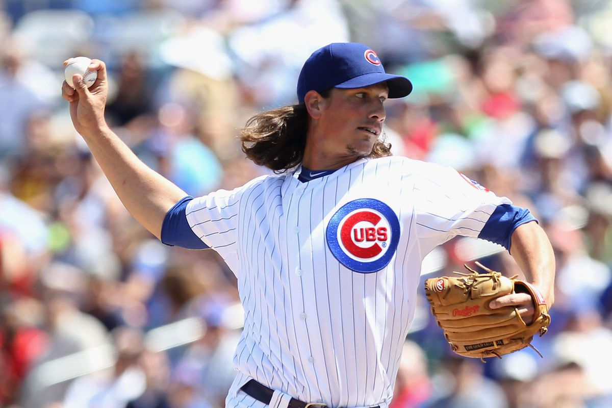 542dae0e8 Shark Attack! Samardzija Stellar In Cubs Shutout Of Indians - Bleed ...