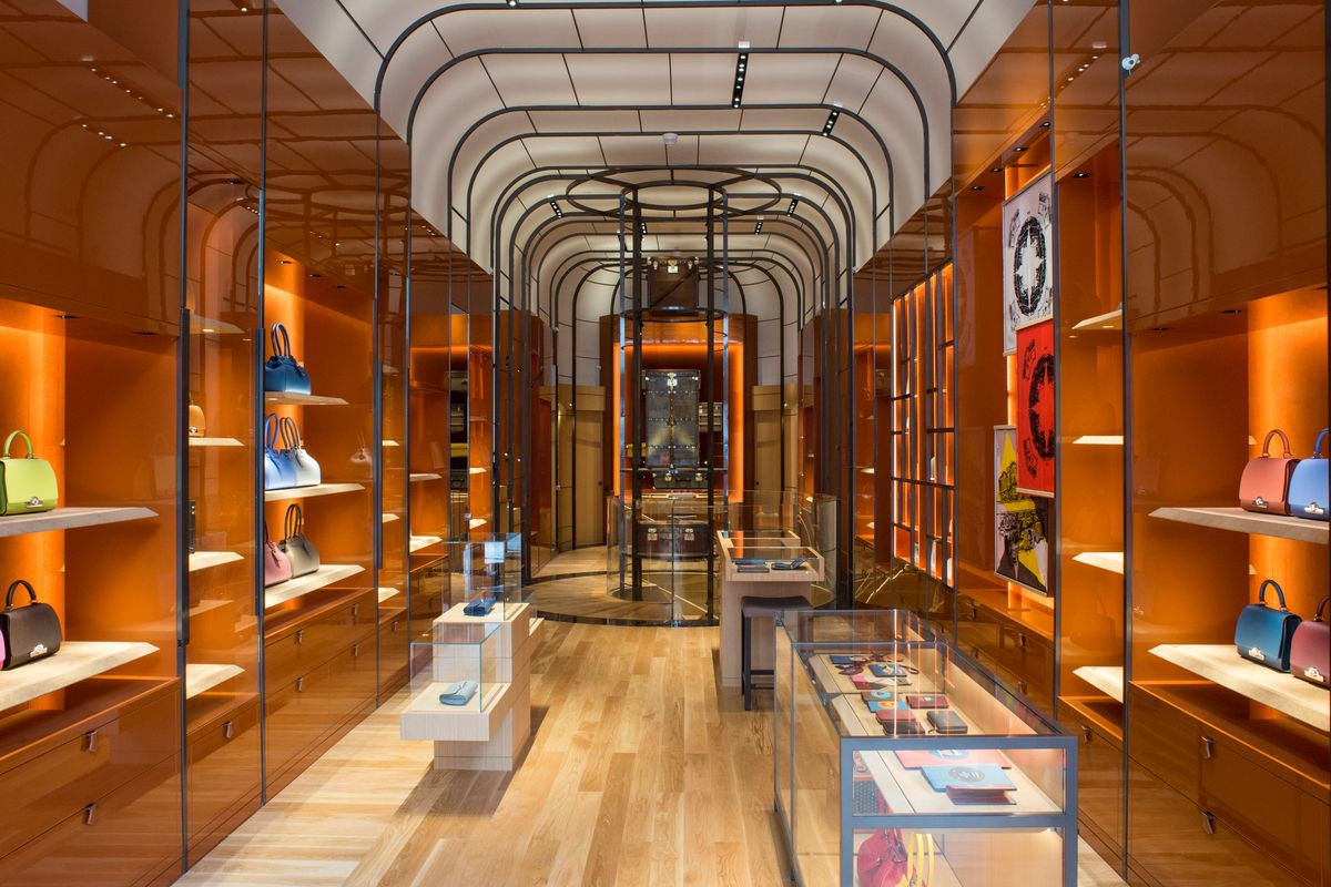 Moynat S First Nyc Flagship Is A Giant Trunk Racked Ny