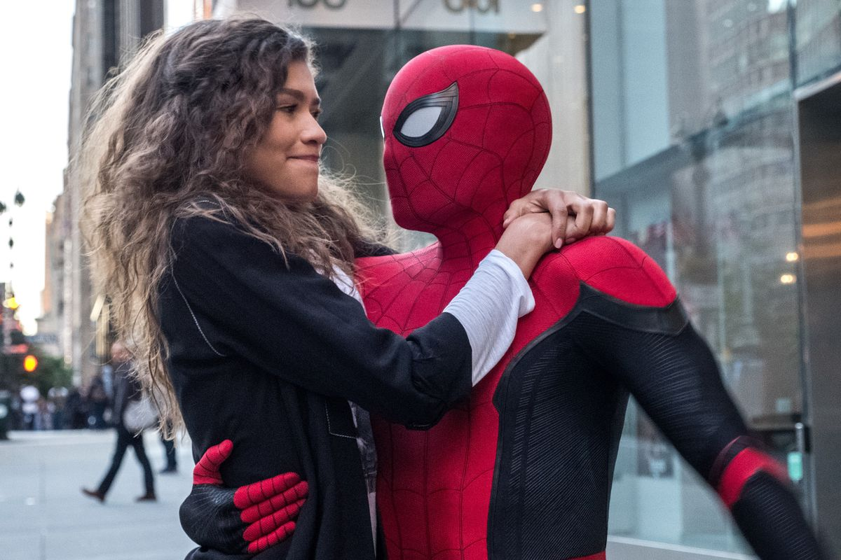 Spider-Man: Far From Home's post-credit scenes have