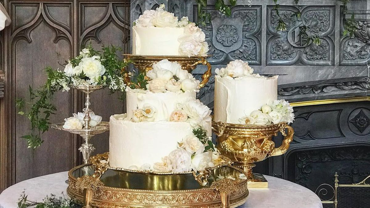 How London Baker Claire Ptak Made The Royal Wedding Cake