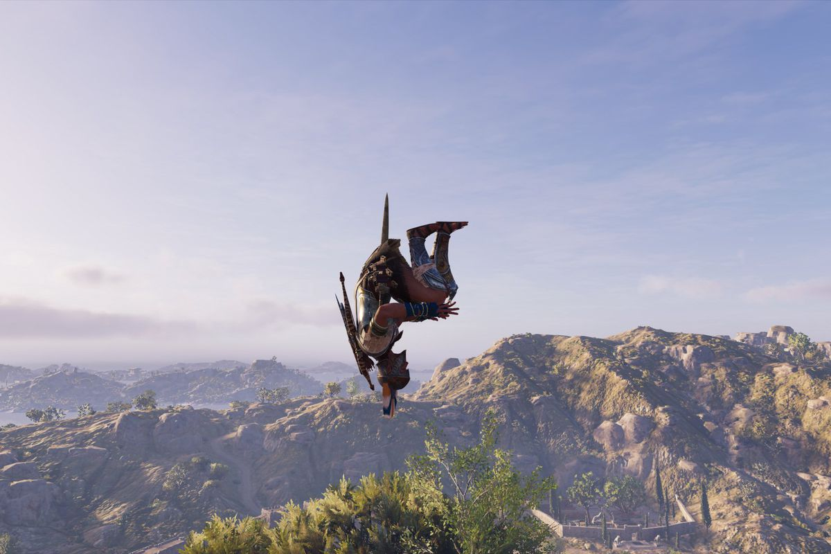 Six ways Assassin's Creed Odyssey improves the franchise ...