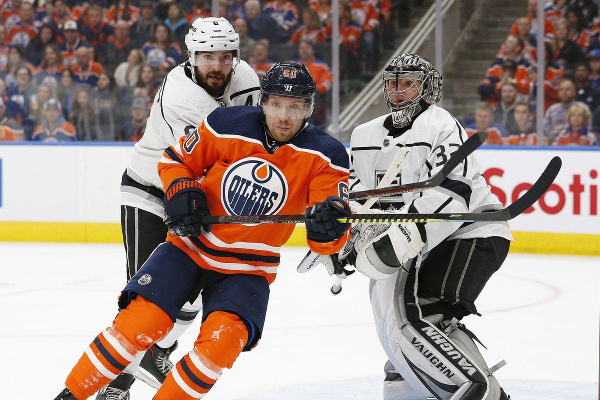 GAME PREVIEW: Edmonton Oilers @ Los Angeles Kings