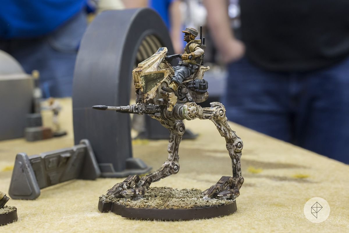 Star Wars Legion Stole The Show At This Year S Gen Con