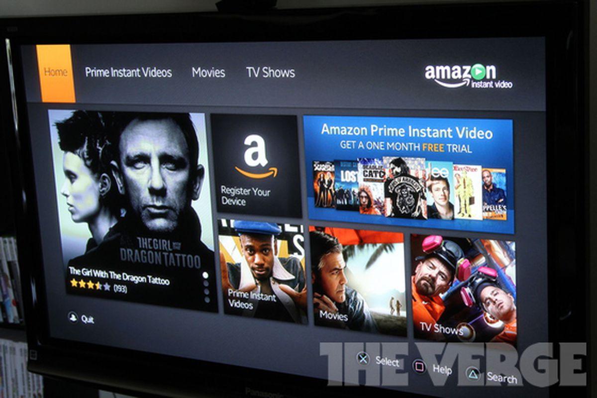 amazon instant video ps3 560