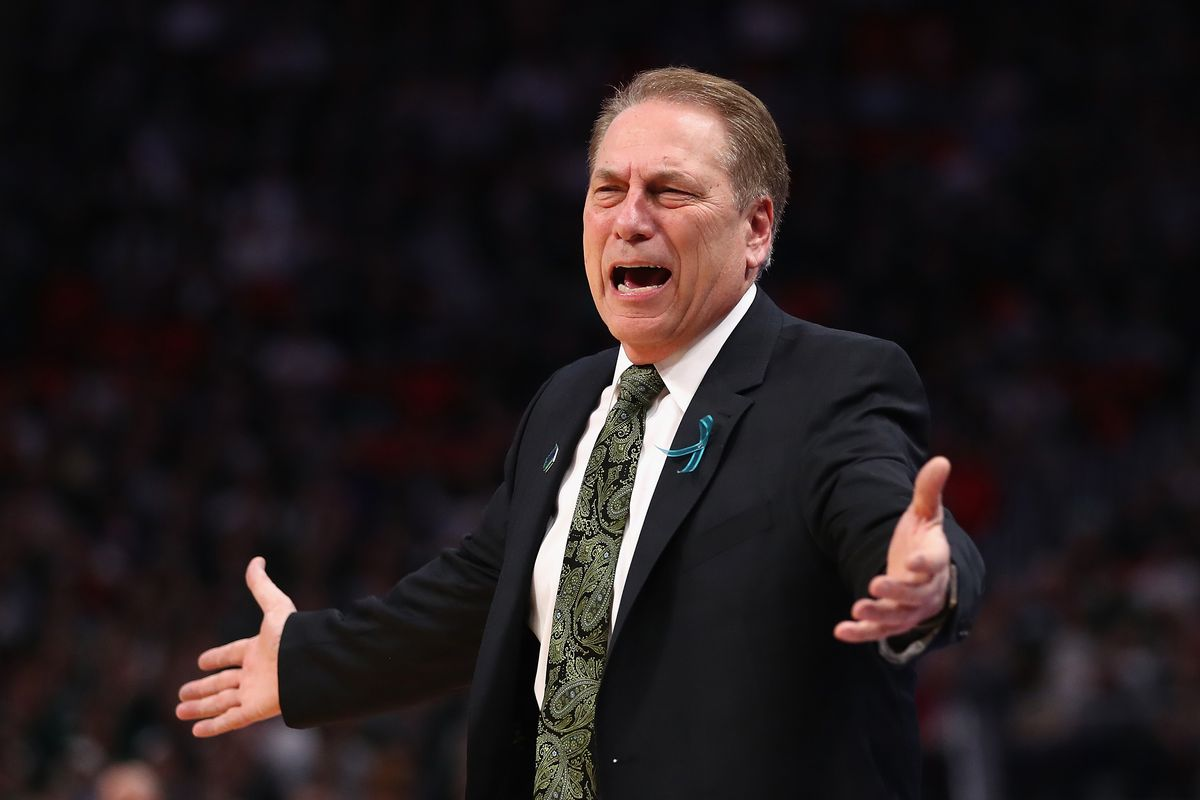 MSU men's basketball coach Tom Izzo tests positive for COVID-19 - The Only  Colors