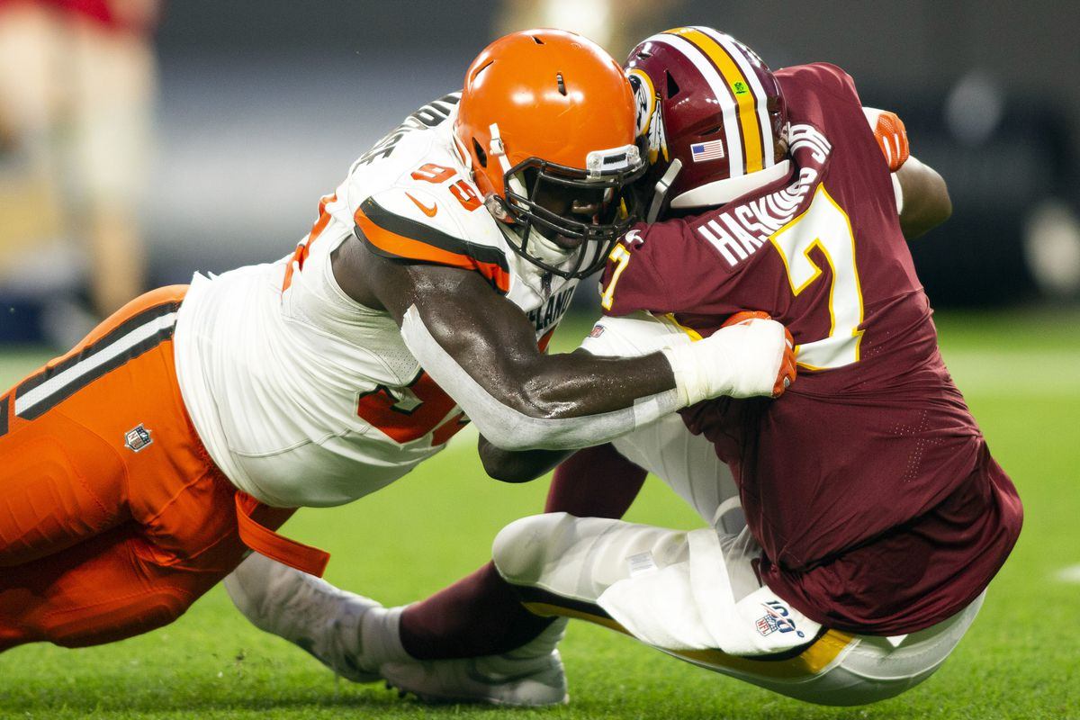 Skins Stats & Snaps: Redskins @ Browns (Offense) - Hogs Haven