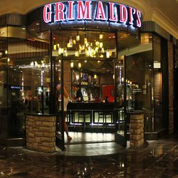The new Grimaldi's at the Shoppes at the Palazzo.